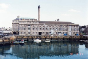 The Royal William Victualling Yard, Stonehouse, Plymouth