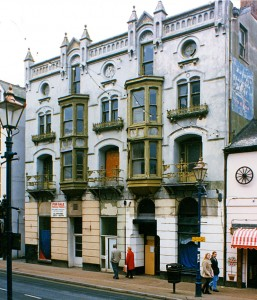 The Royal Clarence Hotel, High Street, Ilfracombe, Devon